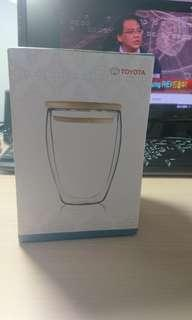 🚚 Toyota 紀念玻璃杯