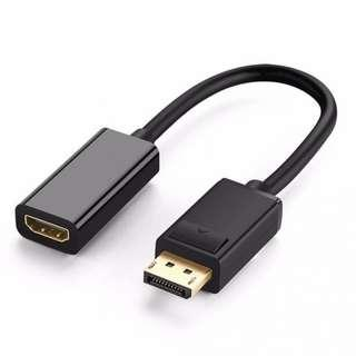 🚚 DP to HDMI Adapter