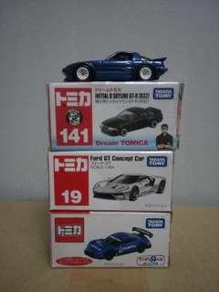 Diecast Lot tomica & hotwhell