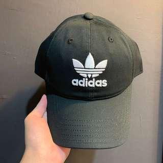 4bb9da01ea6 Adidas Originals Trefoil Black Dad Cap