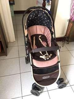 Groco豪華休旅雙向嬰兒推車