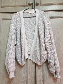 Cotton on knit cardigan