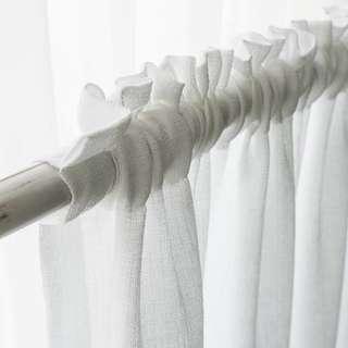 [RENTAL] Curtain Flow Minimal Cloth for Backdrop