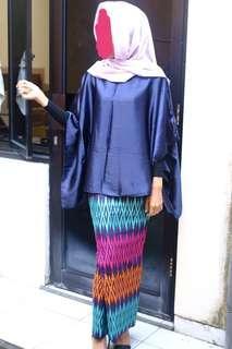 Setelan Kebaya Kondangan Hijab