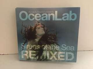 Ocean lab sirens of the sea remixed CD 唱片