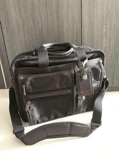 TUMI laptop bag (T-Pass and expandable)