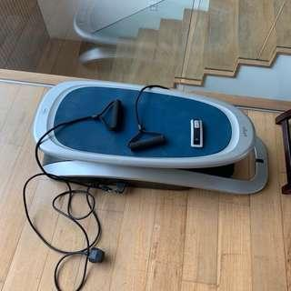 SURF BOARD EXERCISE MACHINE