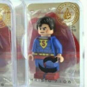 Christo7108 Custom Superman