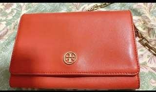 Tory Burch Chain bag crossbody woc wallet on chain