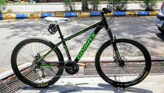 "27.5""inch Alloy Frame Mountain Bike 27-Speed GOMAX 2019 Model"