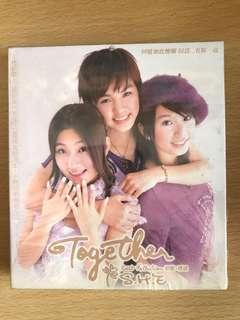 "S.H.E. CD ""Together 新歌+精選"""