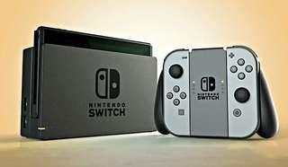 🚚 Nintendo Switch Package