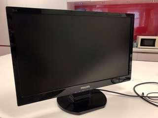 Phillips LCD Computer Monitor (MWE1221T / 221E)