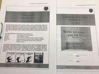 Hwa Chong Institution (HCI) GP Essay and Comprehension Skills Handbook