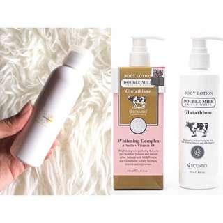 Share In Bottle Scentio Lotion Double Milk Bangkok