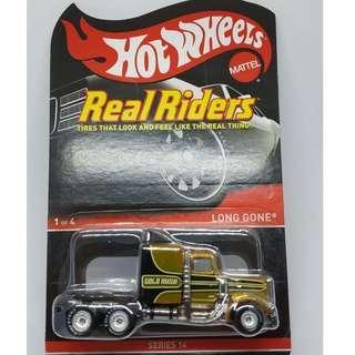 hot wheels - long gone - rlc - real riders series 14