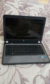 laptop hp 14inchi cpu icore3