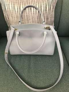 Tuscan's lady light blue bag