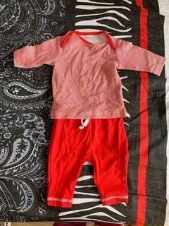 Baby Clothes Next bb衫