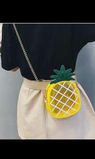 🚚 Pineapple Bag