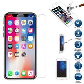 Iphone Tempered Glass Clear 2.5D HD 9H
