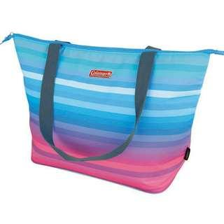 COLEMAN 15L ARTIC RAINBOW SHOPPING BAG