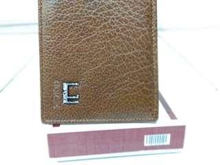 Dompet kulit 1000%asli