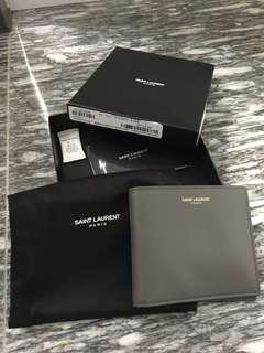 YSL Saint Laurent 銀包 男裝wallet