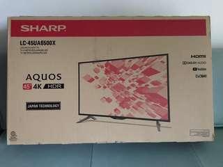 SHARP Smart TV 4k