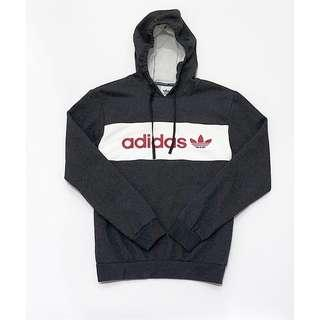 ADIDAS Sweatshirt Dark Grey Original