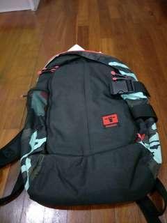 Reebok Motion Laptop Backpack popred