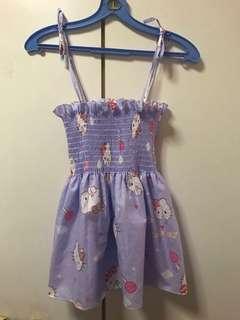 🚚 Hello Kitty Baby Doll TOP + Shorts