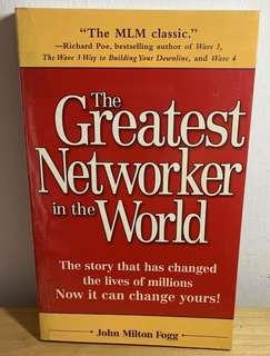 [Network Marketing] The Greatest Networker in the World by John Milton Fogg