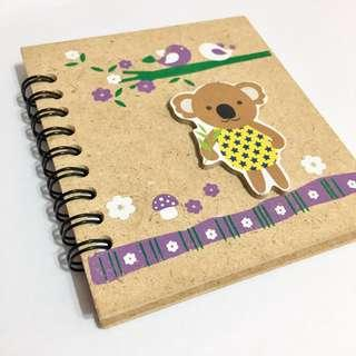 Cute Koala Notebook
