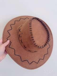 🚚 牛仔帽(2紅1咖)