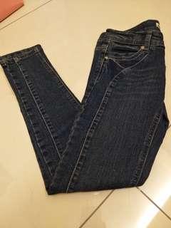 Kitschen long skinny jeans