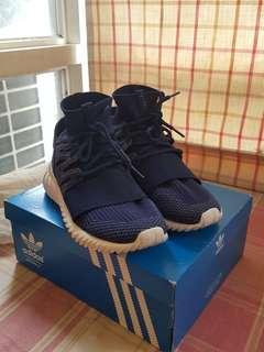 🚚 Adidas tubular pk doom藍色23.5