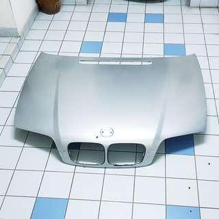 BMW E46 Pre Facelift Hood Bonet
