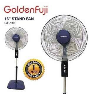 FREE DELIVERY!! Golden Fuji Standing Fan / Cooling Fan / Humidifier / Tower Fan / Desk Fan / Mini Fan / Big Fan / Air Care / Wall Fan / Aircon