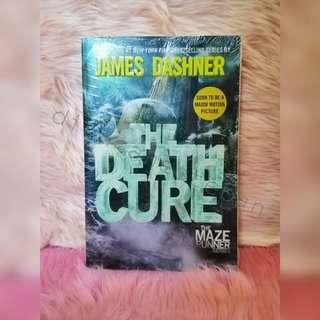The Death Cure (The Maze Runner book 3) BNEW SEALED