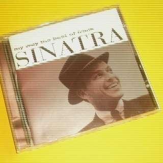 2 Frank Sinatra CDs