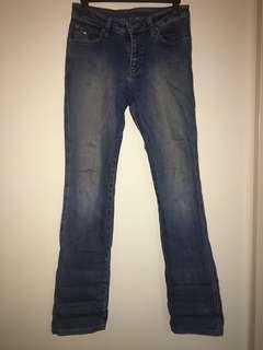 Women's straight leg R.M.Williams jeans