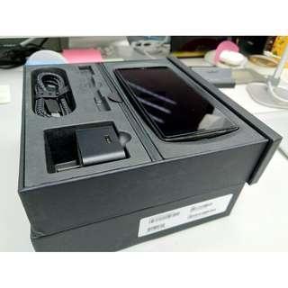 Essential Phone PH-1 (128GB, Black Moon) with Google Camera