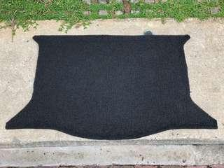 Car Boot Mat