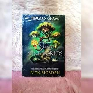 Magnus Chase: From The Nine Worlds (BNEW SEALED)