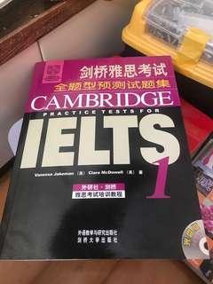 IELTS practice book