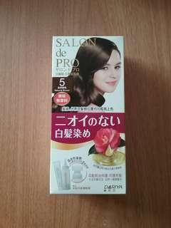Salon de pro 染髮劑 5 自然棕色