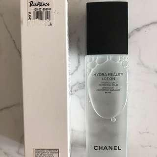 SALE Chanel hydra lotion prep treatment