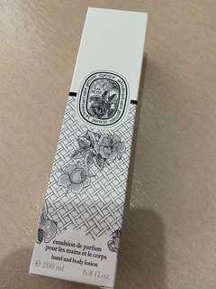 Diptyque lotions