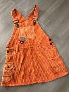 Worker Dress